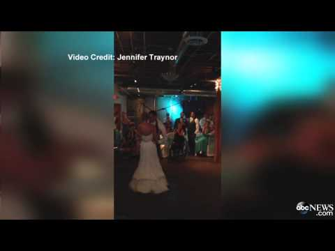 Best Wedding Present From Veteran to New Bride on Wedding Day
