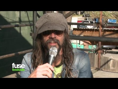 Rob Zombie Talks Smoking Crack with Rick James & Ozzy Osbourne - SXSW 2013