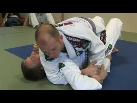 Rolling Kimura and Arm Lock from Mount