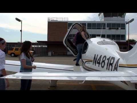 Western Michigan University Aviation Summer Camp 2013