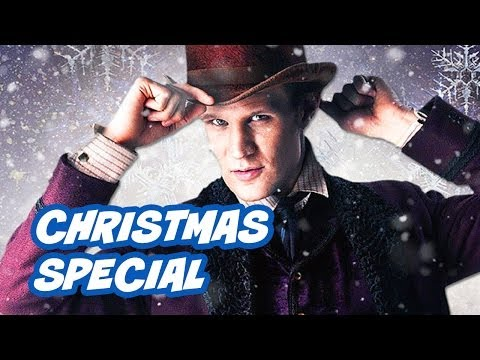 Doctor Who Christmas Special 2013 Trailer Review - The Time Of The Doctor