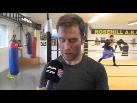 iFL TV CATCH UP WITH BOXER & TRAINER FRANK GREAVES AHEAD OF HIS 3rd PROFESSIONAL CONTEST