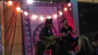"Download Lagu Dan + Shay ""Party Girl"" Acoustic Session live at Mohegan Sun 5/3/14 Gratis STAFABAND"