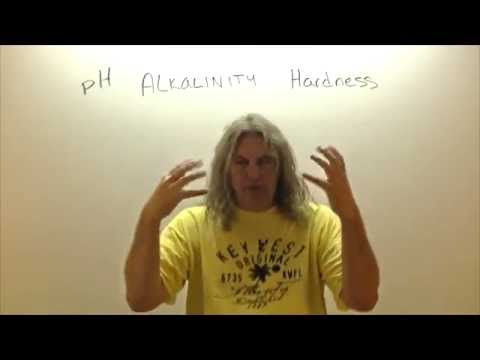 pH. Alkalinity. and Hardness for your Water Treatment or Distribution Exam