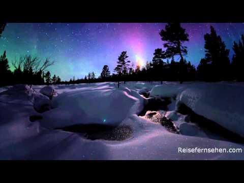 Finland / Finnland: Aurora Borealis by Reisefernsehen.com - Reisevideo / travel video