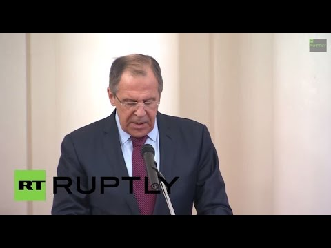LIVE: Russian FM S. Lavrov interviewed by M. Simonyan, A. Venediktov and S. Dorenko - English audio