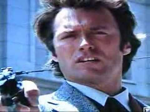 Dirty Harry - Clint Eastwood Video