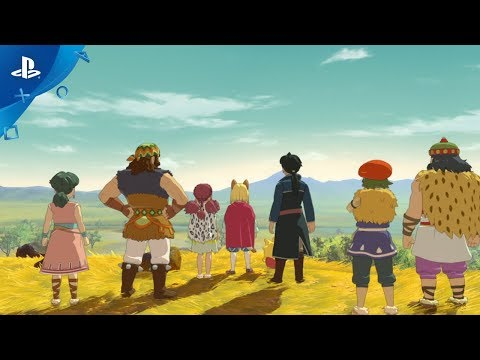 Ni no Kuni II: Revenant Kingdom - Launch Trailer | PS4