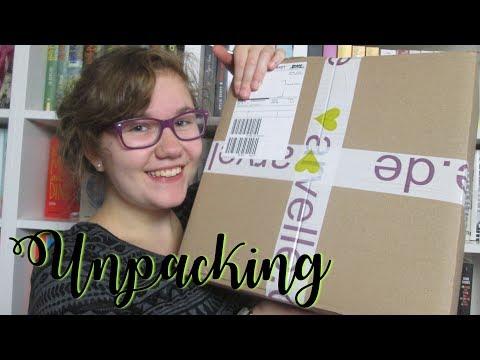 UNPACKING - Arvelle #3 - neue New Adult Bücher