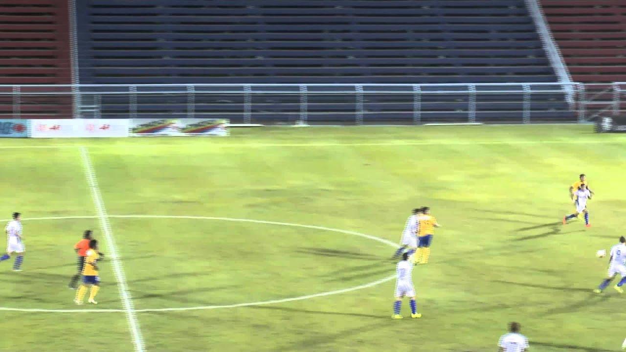 Harimau Muda B 1-5 Balestier Khalsa FC