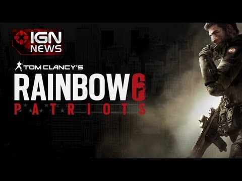 IGN News - Rainbow 6 Patriots Pre-Orders Removed From GameStop