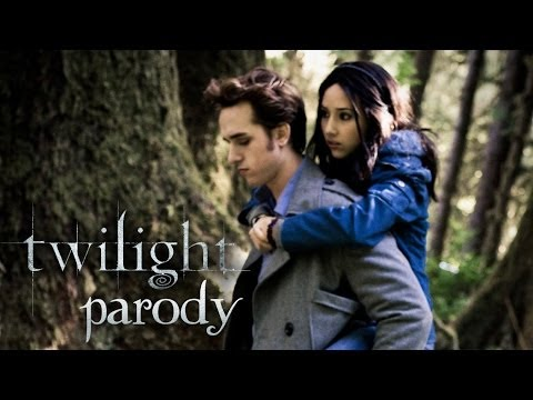"Twilight  Parody - By ""The Hillywood Show"""