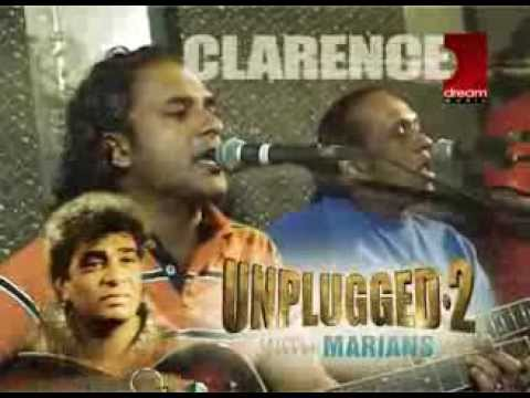 Clarence Unplugged 2 With Marians Teaser 1 - Www.music.lk video