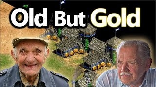 One of the BEST AoE2 Classic Games! 2011 Expert Game!