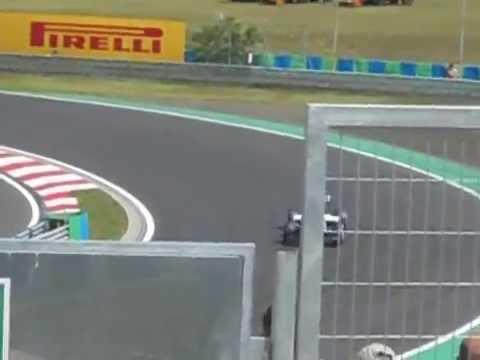 Felipe Massa Hungaroring P3. AVI