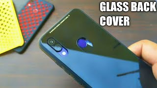 Redmi Note 7 PRO | ORIGINAL GLASS BACKCOVER | MI GLASS COVER | REDMI NOTE 7 PRO GLASS COVER | MI