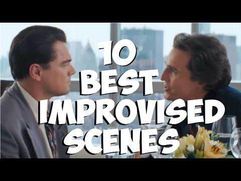 Top 10 Best Improvised Scenes In Movie History