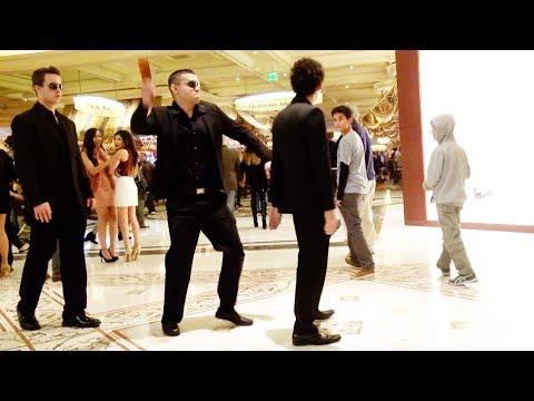 Vegas Mafia Prank!