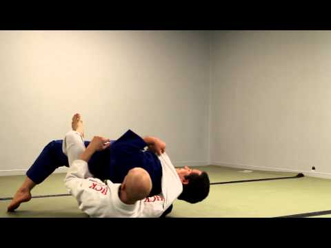 Turtle Guard Sweep For BJJ/MMA - The Murphy Roll Revistied