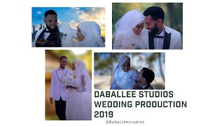 Daballee Studios Wedding Production 2019