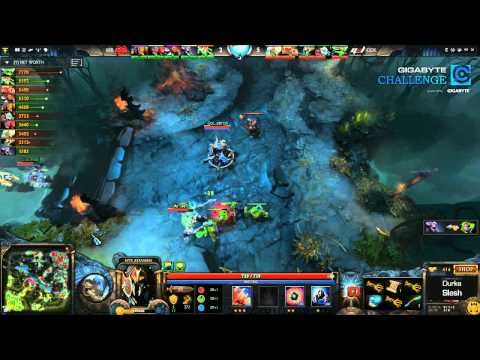 HellRaisers vs GameOnline - Gigabyte Challenge Quarter Final - @durkadota & Slesh