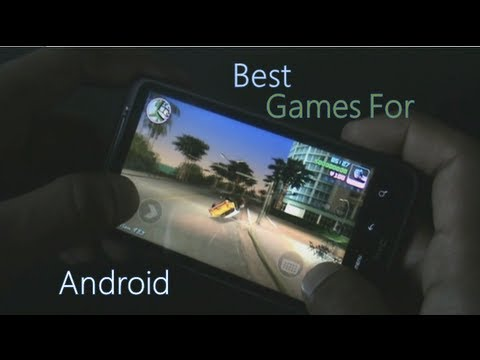 best android games 2012