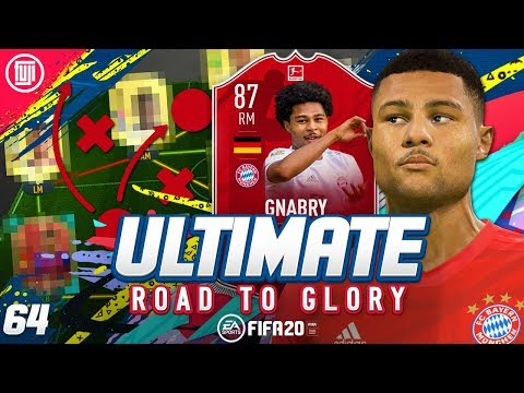 AMAZING CUSTOM TACTICS!!! ULTIMATE RTG #64 - FIFA 20 Ultimate Team Road to Glory