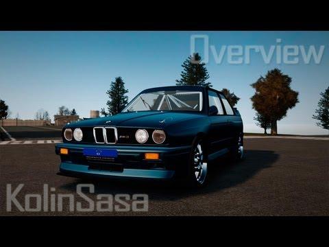 BMW M3 1990 Race version