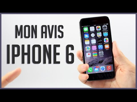 Mon avis sur l'iPhone 6 après 1 semaine d'utilisation | Faut-il l'acheter?