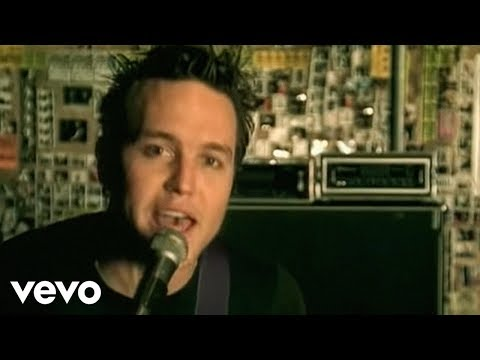 Blink 182 - Hold on (hidden, Green)