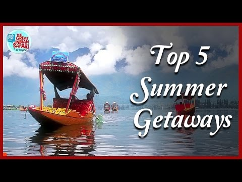 Top 5 Summer Travel Destinations in India (Tourist Destination in India) | AskMe