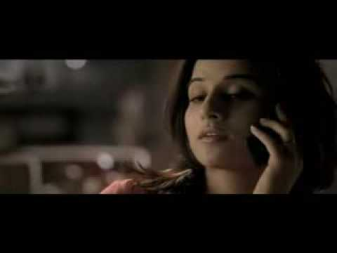 Airtel advertisement featuring Vidya Balan an...