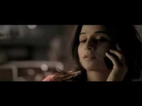 Airtel advertisement featuring Vidya Balan an...