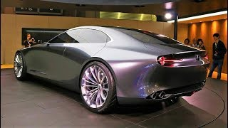 NEW MAZDA VISION COUPE - Perfect Car!!