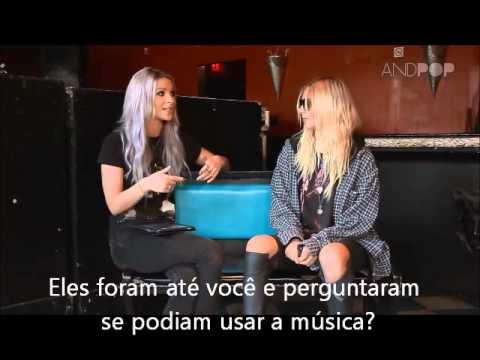 Entrevista da Taylor Momsen para o AndPop [LEGENDADA]