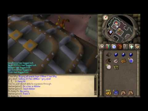 Runescape 2007 The Giant Dwarf Quest Guide [COMMENTARY] Old School OSRS