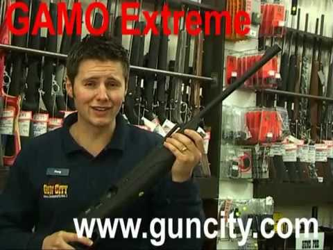 Gamo Extreme CO2 Air Rifle www.guncity.com