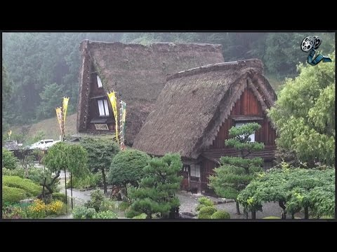 Virtual Trip To Gero Onsen Gassho Village in Gifu Prefecture,Japan