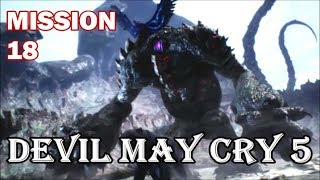 Devil May Cry 5 - Playthrough (Part 19) Mission 18: Awakening