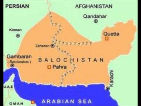 Norwegian language radio program about Balochistan - part 1