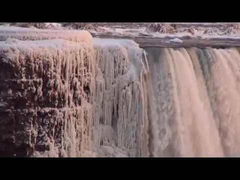 Ice Bridge at Niagara Falls, Day 6, Jan.16, 2015