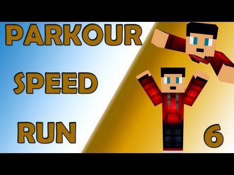Speed Run Parkour Challenge 6 : SkyDoesMinecraft Server (OhhDeez)