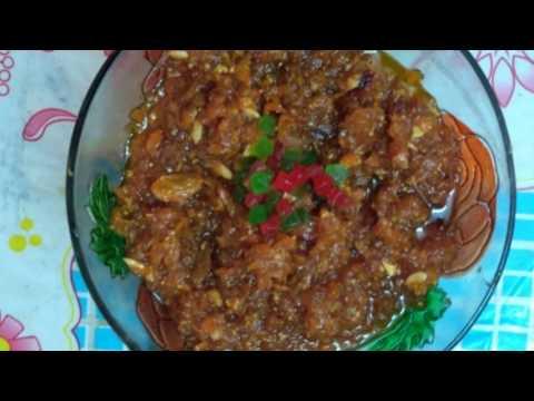 Carrot halwa recipe in telugu