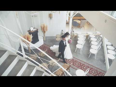 THE BEACH real wedding movie 20180513