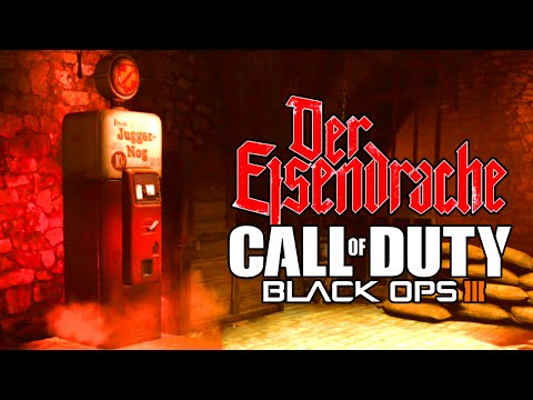 Black Ops 3 Zombies - How To Find JUGGERNOG on Der Eisendrache! Juggernog Location & Guide!