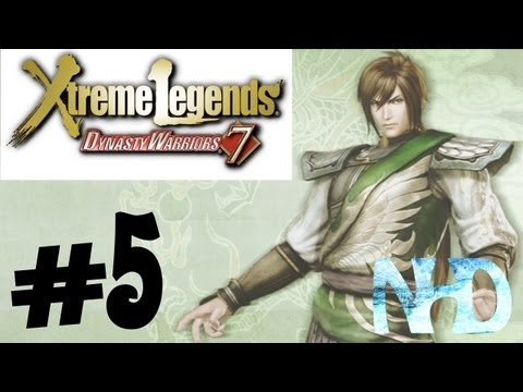 Misc Computer Games - Dynasty Warriors 8 - With Vengeance