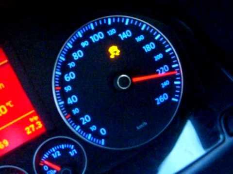 0-240 km/h Vw golf gt tsi 170