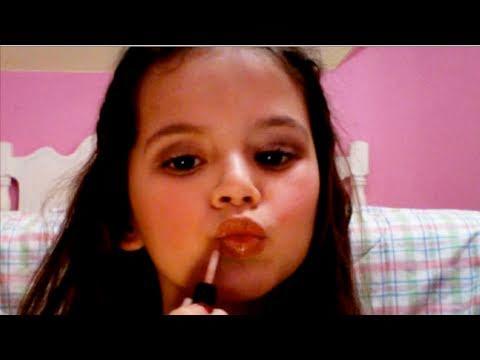 Kid 7 Years Old Makeup