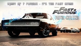 Fast & Furious 8 STORY - It
