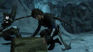 A Cold Cavern (Rise of the Tomb Raider)